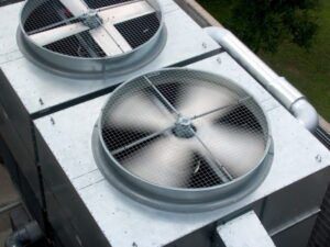 commercia-hvac-fans-in-rotation